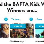 Майнкрафт получил награду BAFTAKids Vote