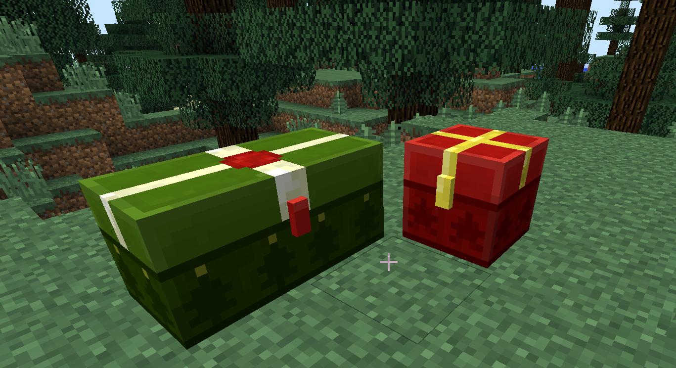 Рождественские сундуки