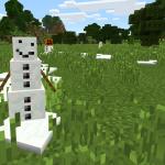 Снеговика под тыквой не скроешь