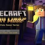 Стала известна дата выхода третьего эпизода Minecraft: Story Mode