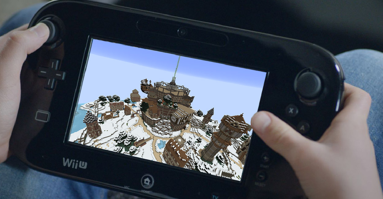 Minecraft Wii U Edition остался без даты выхода