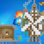 Animation vs Minecraft — это просто гениально!