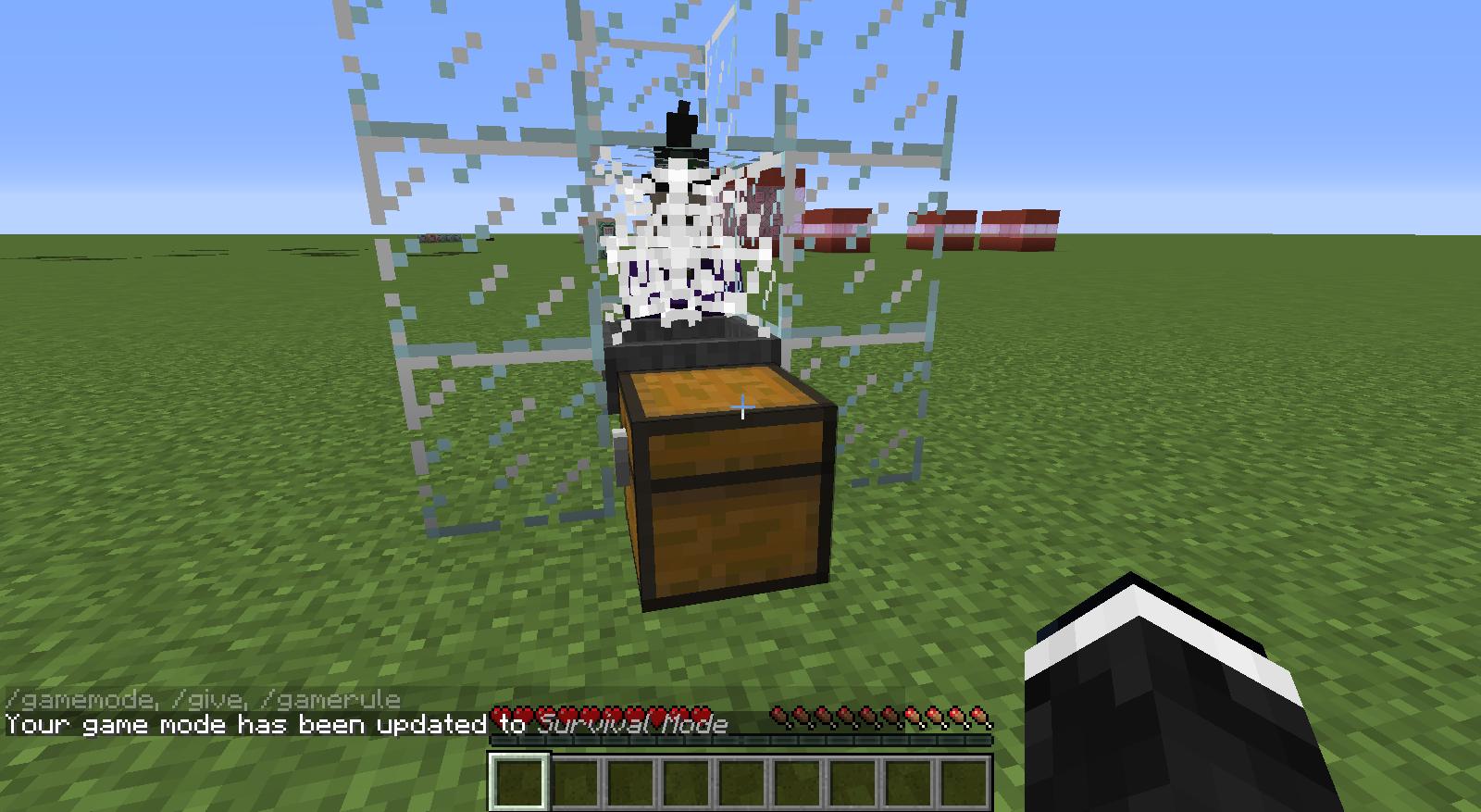 Автоматическая ферма для сбора зелий. Главное поймать ведьму.