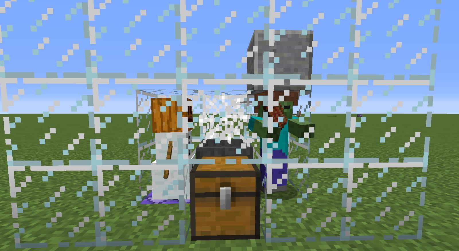 Автоматическая ферма для сбора снега
