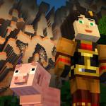 Первый эпизод Minecraft Story Mode бесплатно?!…