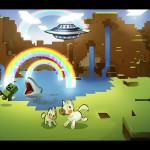 Minecraft… PC Edition? MCPE для  ПК?!