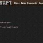 Minecraft (обычный) был продан 22 миллиона раз!