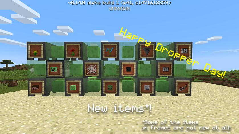 Скачать Minecraft PE 1.0.6.0 [Тестовая версия] MCPE для ...