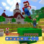 Minecraft: Supermario Edition — эксклюзив для Wii U