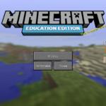 Первый взгляд на Minecraft Education Edition
