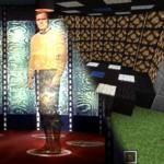 Транспортер из сериала StarTrek реализован на командных блоках