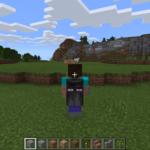 В Minecraft PE появились плащи!