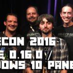 Minecon 2016: Беседа с разработчиками Minecraft Pocket Edition