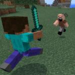 Первые аддоны для Minecraft Pocket Edition