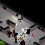 Майнкрафт использован в качестве редактора уровней для другой игры