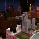 Новогодние карты и аддоны для Minecraft Pocket Edition