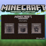 Эволюция Minecraft Pocket Edition: от 0.1 до 1.0