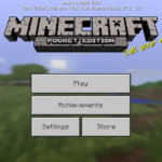 Minecraft Pocket Edition 1.0 build 3