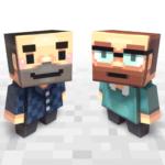 Добро пожаловать на новый Minecraft.net