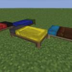 Сорвём красные покрывала с кроватей в Майнкрафте!