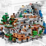 Самый большой набор Майнкрафт-LEGO