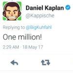 Пара боссов за миллион ретвитов!