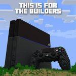 Minecraft Playstation Edition не будет поддерживать кроссплатформенную игру