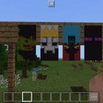 В Minecraft Pocket Edition 1.2 добавят флаги!