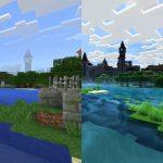 Майнкрафт в разрешении 4K выглядит как другая игра