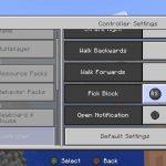 Minecraft Pocket Edition 1.2: Опции для пользователей игровых консолей