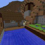 Трансформация булыжника в Minecraft