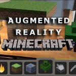Minecraft и дополненная реальность в iOS 11