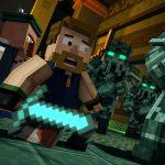 Герои второго сезона Minecraft Story Mode