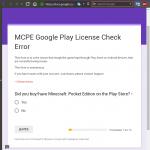 Помоги разработчикам починить проверку лицензий!