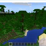 Minecraft 1.2 beta 9: отображение координат и копирование миров