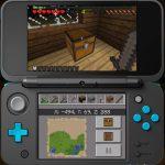 Minecraft для 3DS: координаты — это не чит?!