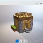 Особенности блоков-конструкторов в Minecraft 1.2