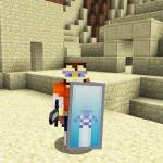 Почему в Minecraft Bedrock нет щитов