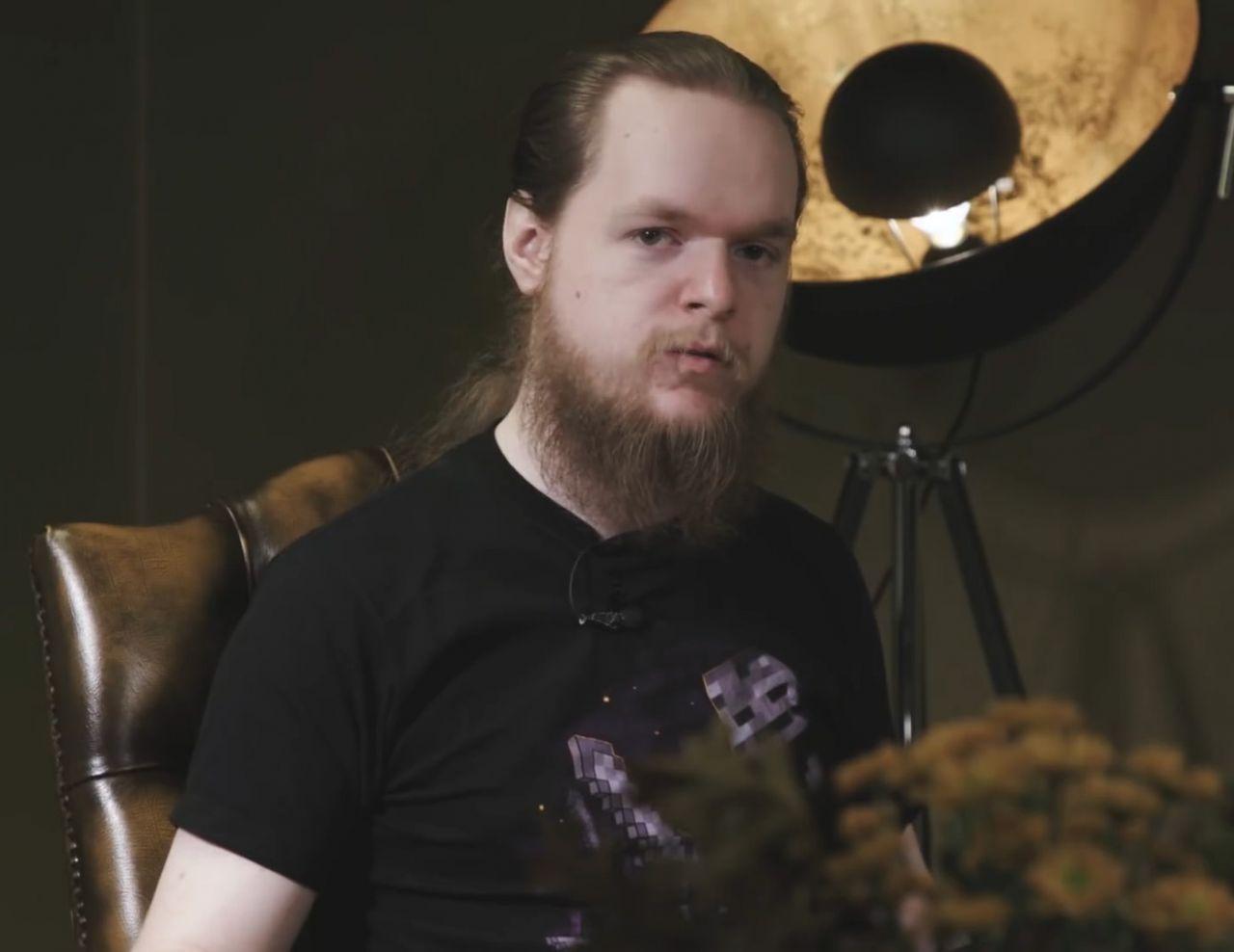 Георгий Гавричев, разработчик Minecraft Java Edition