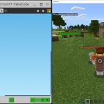 Microsoft MakeCode теперь поддерживает Minecraft для Windows 10