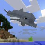 Продемонстрировано первое видео с дельфинами!