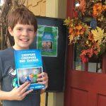 Школьник написал книгу-приключение по Майнкрафту