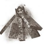 Майнкон-моб D: Парящий пламень