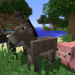 В Майнкрафте переделали лошадь. Это ужасно? (Нет!)