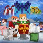 12 дней Майнкрафта или новогодние подарки от создателей игры