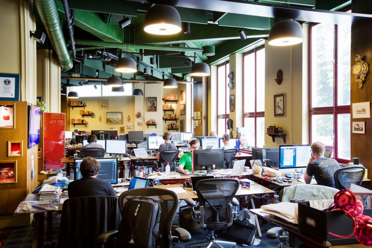 Офис Mojang располагается в Стокгольме на острове Сёдермальм, пристанище геймеров и хипстеров. Фото: Мелькер Далстранд/imagebank.sweden.se