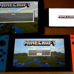 Продемонстрирована версия Minecraft Bedrock для Nintendo Switch
