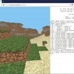 Minecraft воссоздан на JavaScript