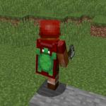 billyK получил свой плащ для Minecraft!