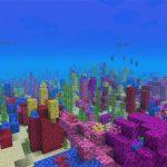 Многообразие кораллов в Майнкрафте. Нужно определиться с переводом